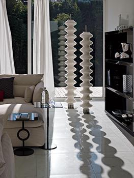 Milano, es el nombre que tiene este original diseño de radiador.