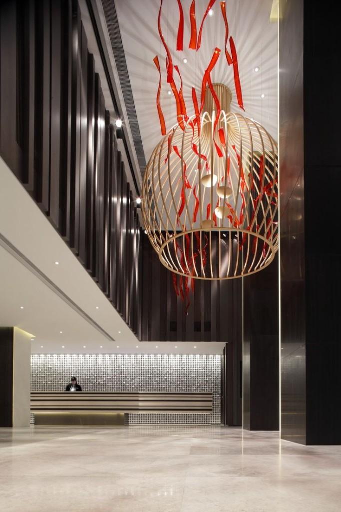 Espl ndidos lobbys for Marco polo decoracion