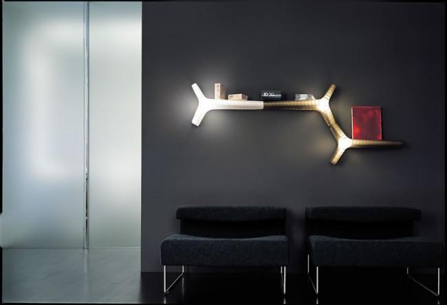Foslampapl1 es el nombre de este diseño de la firma Foscarini.