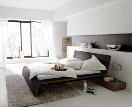 Modernas camas de dise o for Camas plegables diseno italiano