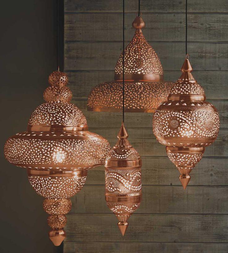 L mparas de cobre - Precios de lamparas ...