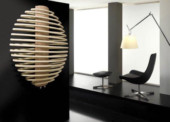 Modelo Calorisfero, un diseño creado en el milanes Sudio Mid.