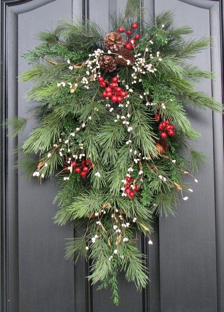 8 Ideas Para Adornar La Puerta En Navidad Decorarnet