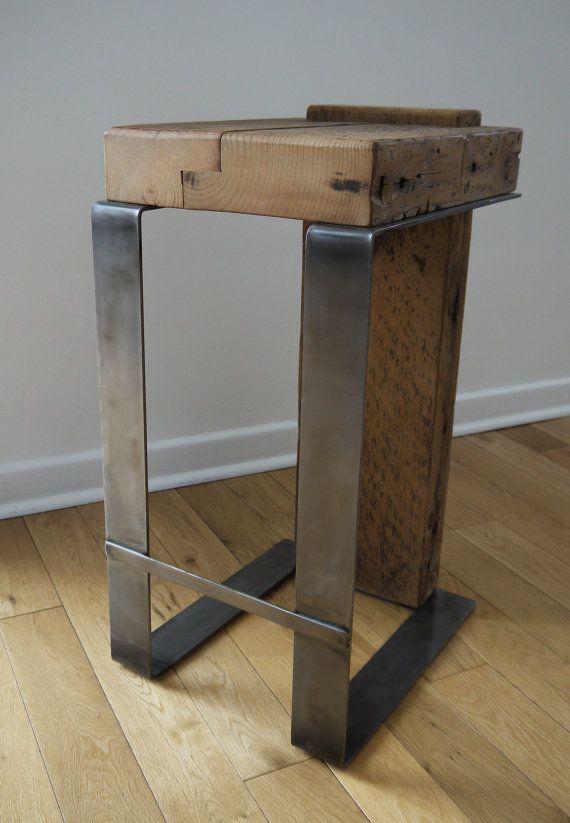 Asientos r sticos for Taburetes de madera rusticos