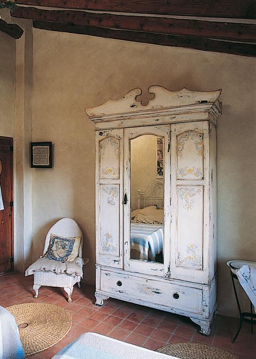 Armarios vintage - Restaurar armario antiguo ...