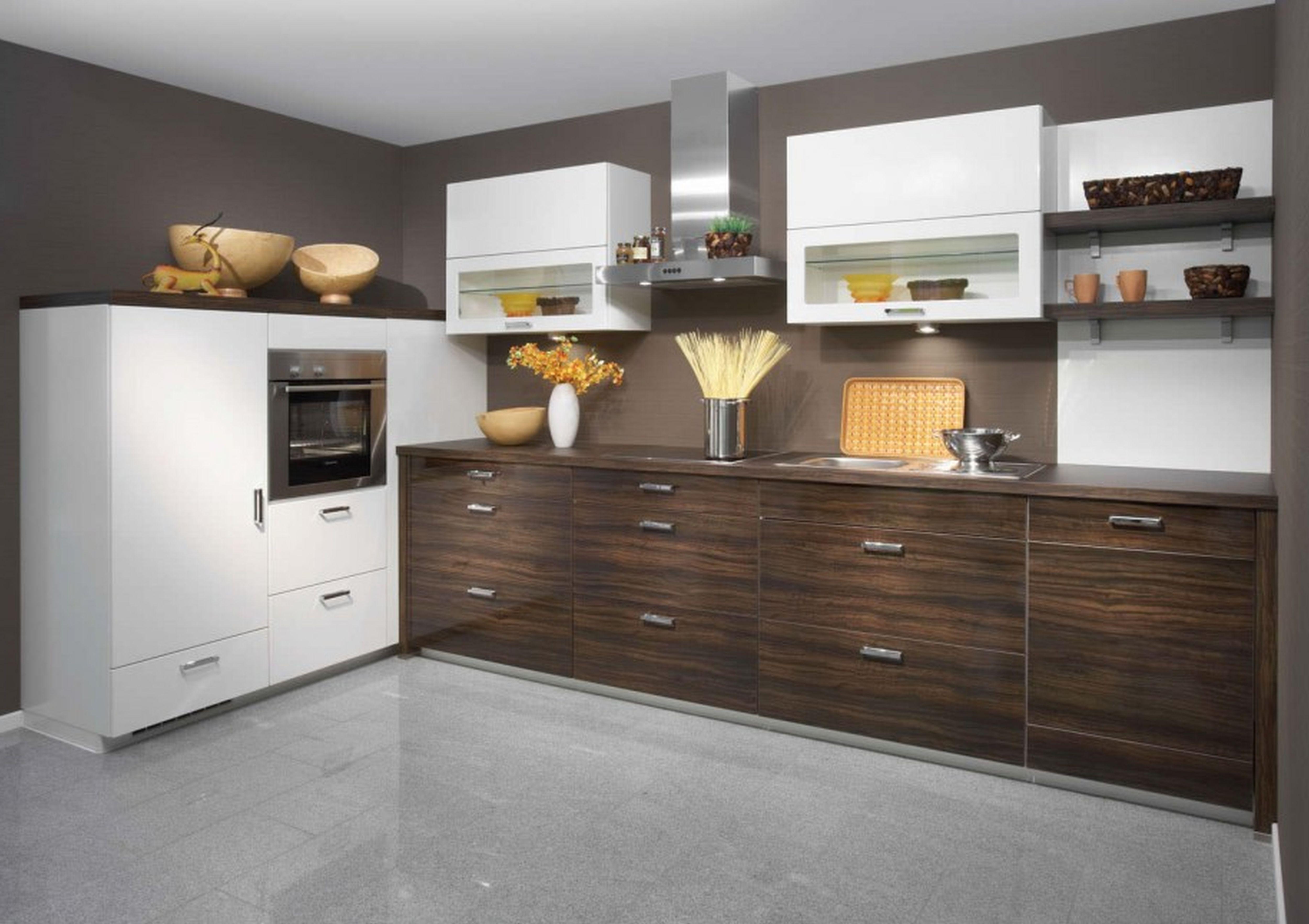 10 cocinas en madera y gris for Kitchen ideas 3d