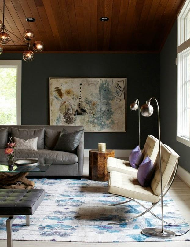 Cozy apartment therapy: picturesque design ideas for small spaces ...