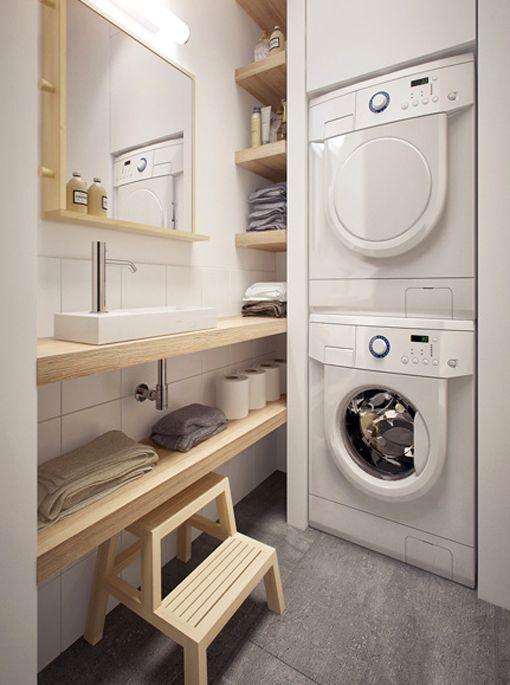 La lavander a en casa for Cuarto lavanderia