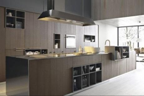 Modernos dise os de cocinas for Diseno de cocinas contemporaneas