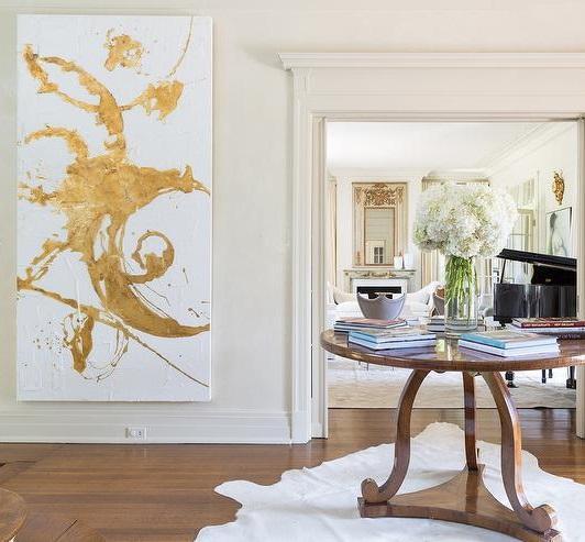 Large Foyer Table : Espacios con mucho artel decorar