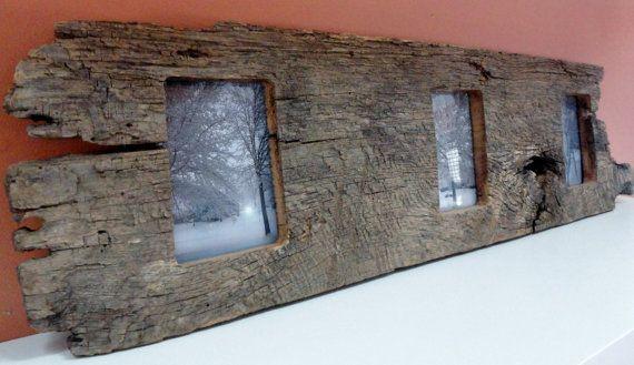 Marcos r sticos - Marcos de madera para decorar ...