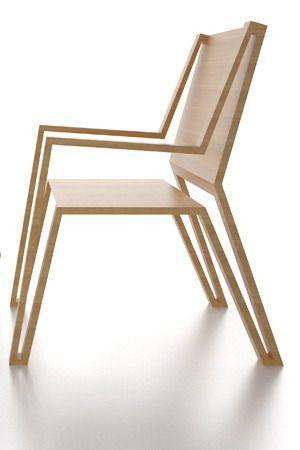 Un diseño que parece guardar un delicado equilibrio, entre lo sólido y lo frágil.