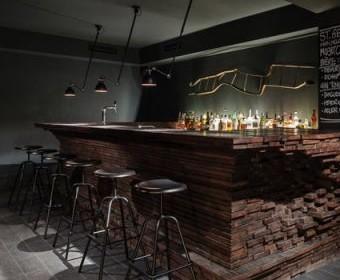 Luz de barra de bar - Disenos de barras de bar ...