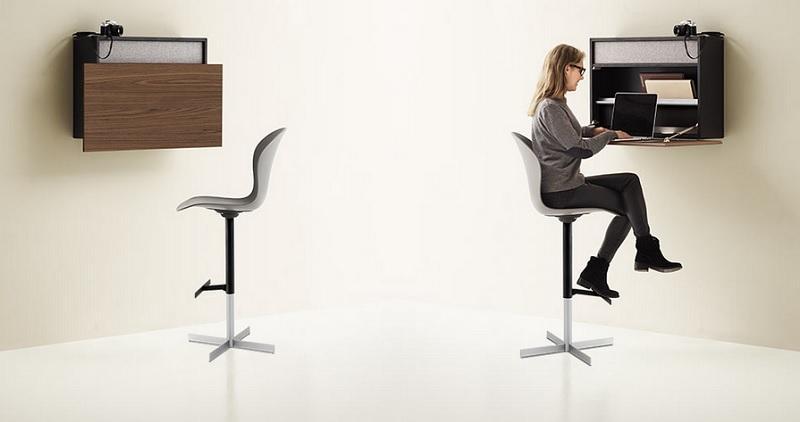 Escritorios de todos los estilos for Dimensiones de un escritorio