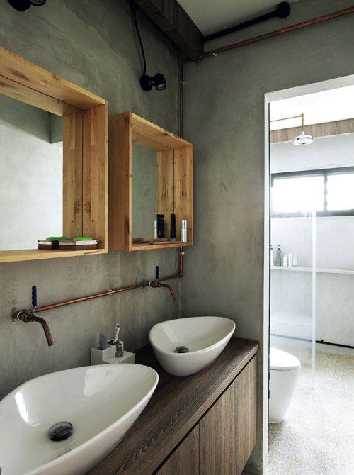 10 modelos de espejos para baños. | Decorar.net