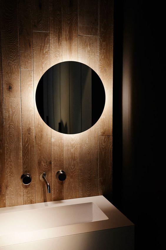10 modelos de espejos para ba os for Espejos para banos con luz incorporada