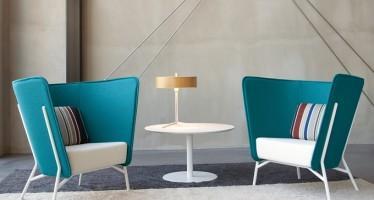Aura-lounge-chairs Aura Collection by Mikko Laakkonen