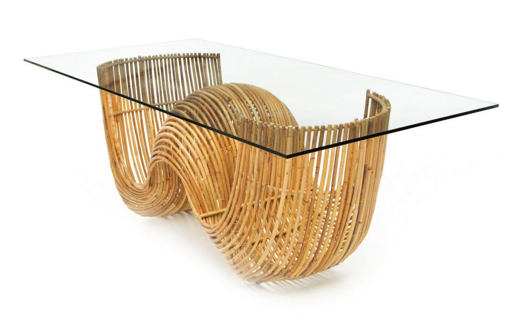 De la colección Baud, vemos este otro diseño de forma rectangular.