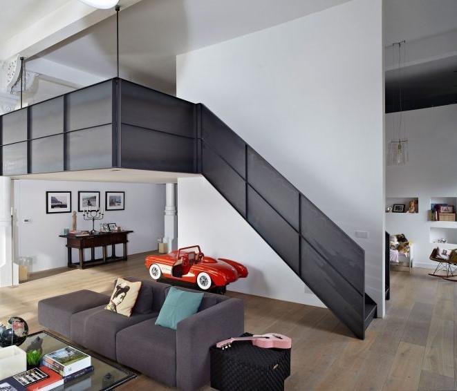 Una distribución de espacios, sin limitaciones arquitectónicas.