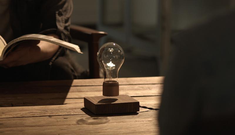 La magia existe y puede iluminarte, como hace el diseño Flyte.