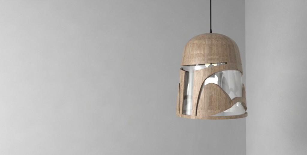 Una colección de lámparas, para que te acompañe la fuerza.