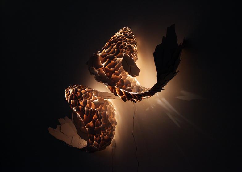 Fish Lamps, unos diseños del afamado arquitecto Frank Gehry.