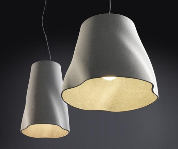 La colección Soft Lights, una creación del diseñador Rainer Mutsch.