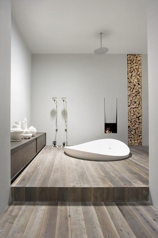 Suelos de madera para el baño? | Decorar.net
