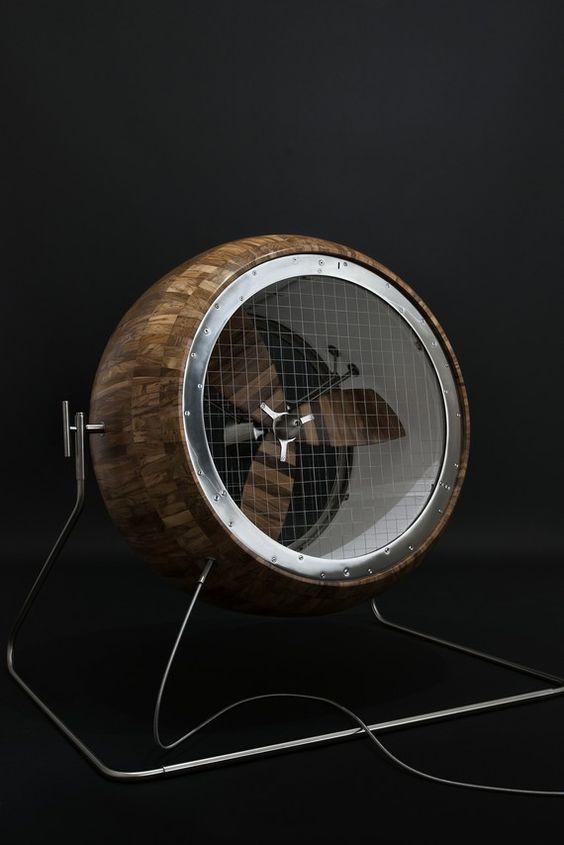 El Big Fan es un modelo obra del polaco Witold Szostak.