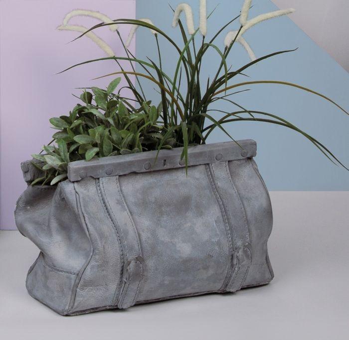 Este es otro interesante uso para una pieza de cemento.