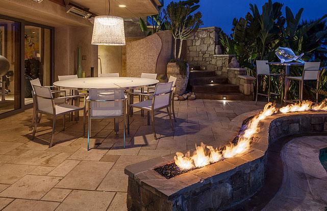Mesas para comedores de exterior for Comedores exteriores para terrazas