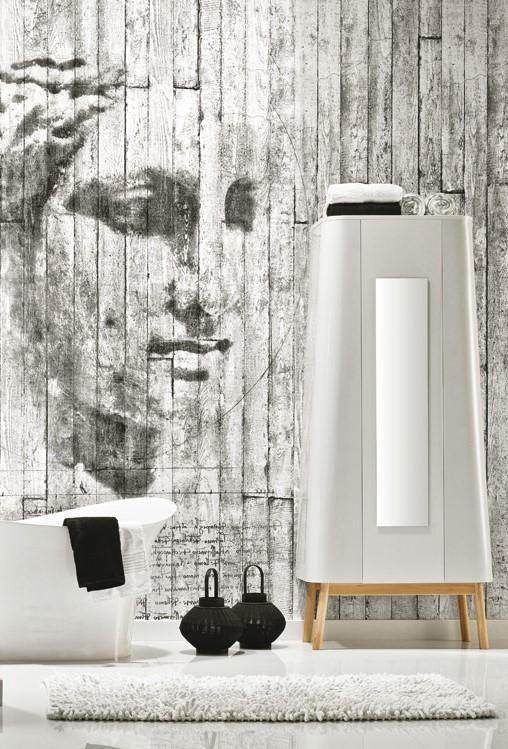 Los paneles Kerradeco tienen en su amplio catálogo este modelo de la colección Concrete, Art.