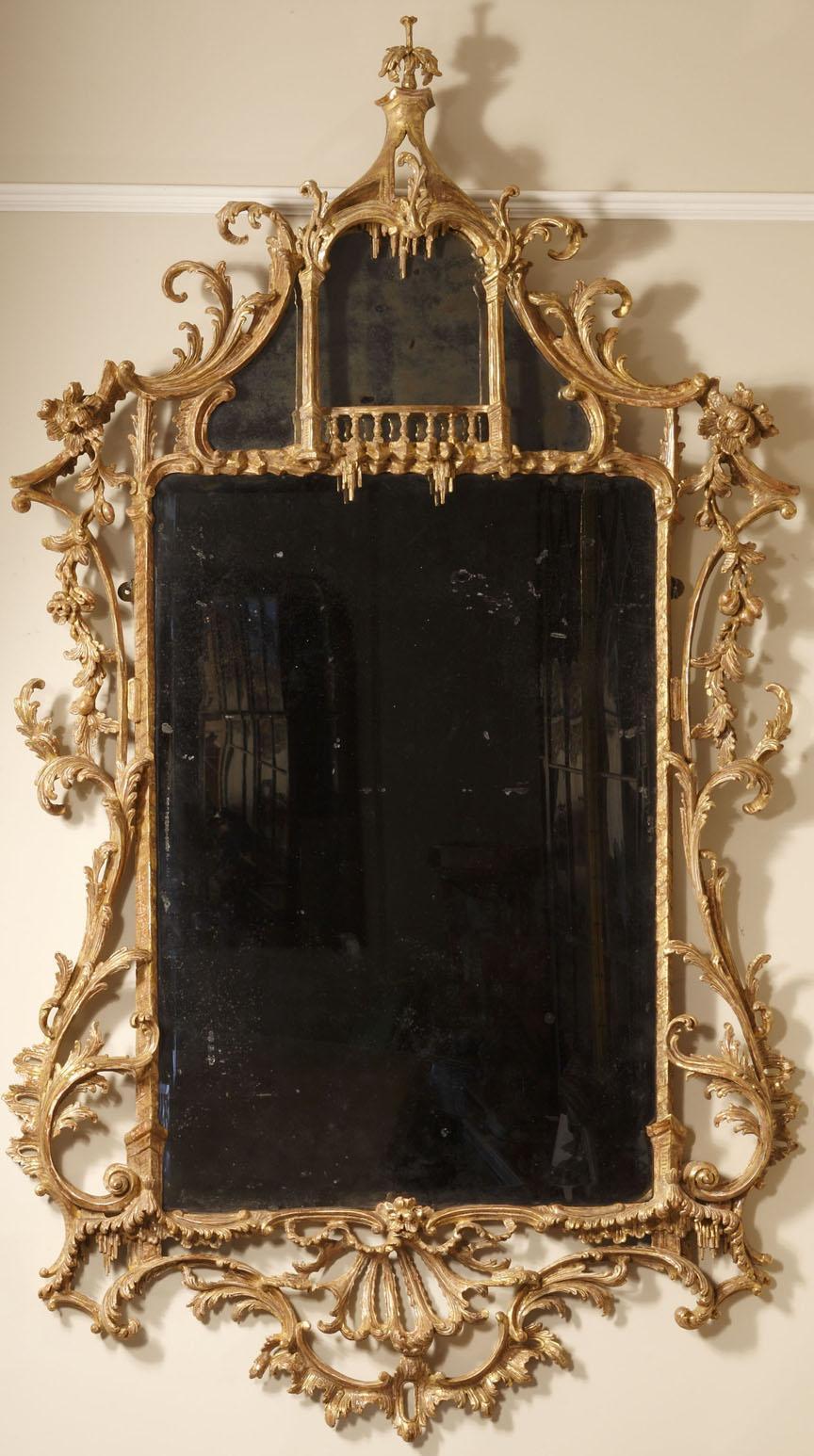 Espejos tallados for Espejos tallados