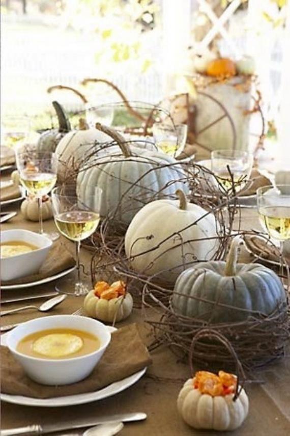Grises, verdes y blancos, son otros de los tonos que vienen con fuerza este otoño.