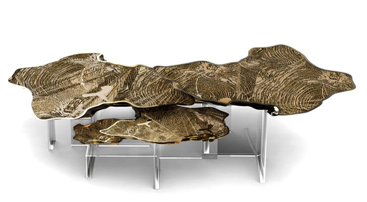 Este modelo llamado Monet, es un diseño`de la firma Boca do Lobo.