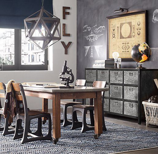 25 Best Ideas About Boys Industrial Bedroom On Pinterest: Cajoneras Recuperadas.
