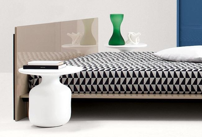 Edward Barber y Jay Osgerby son los diseñadores de este famoso diseño.