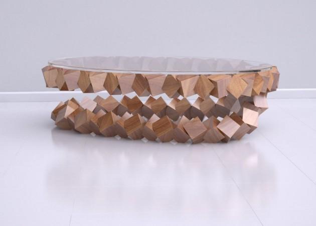 Corocotta, un original diseño de Jason Phillips.