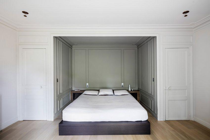 Imagen del dormitorio principal.