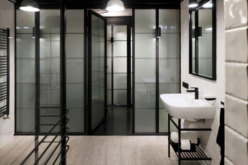 Imagen del interior del cuarto de baño.