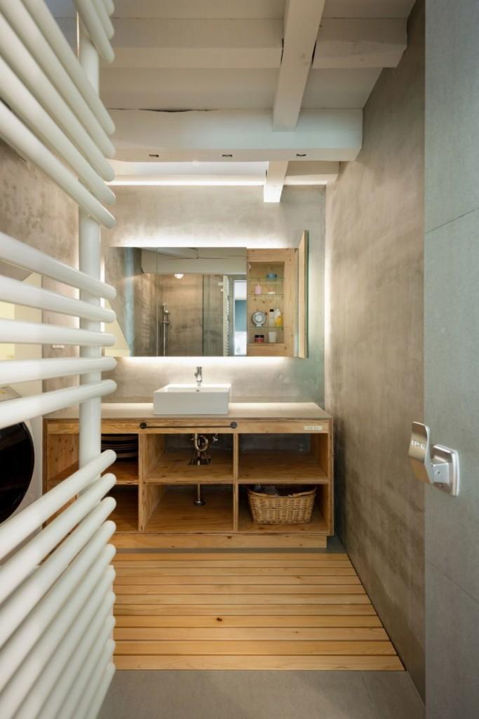Imagen del cuarto de baño.