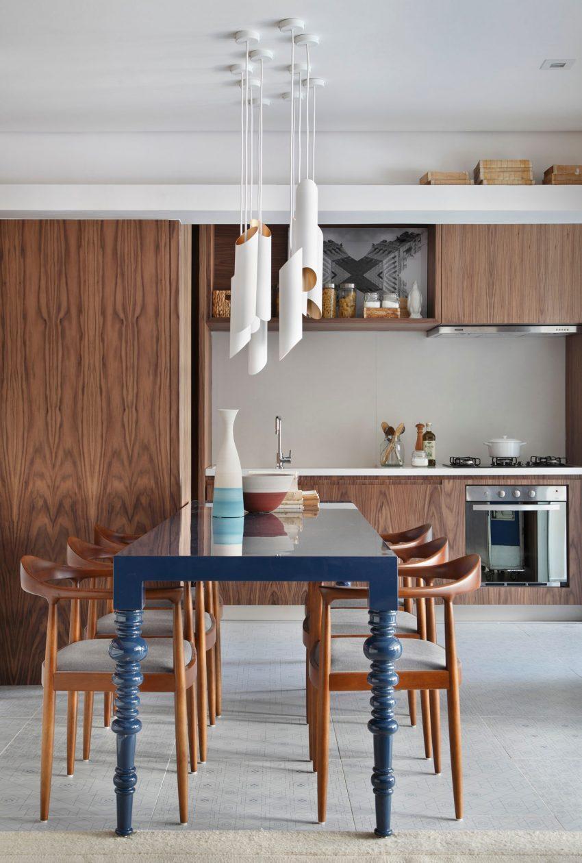Un elegante hogar en sao paulo for Muebles paulo