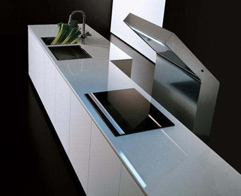 Evoluzione un original diseño para nuestras cocinas.