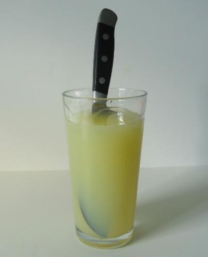rusty-knife-lemon-juice